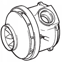 Нагнетатель воздуха Eberspacher Airtronic B8/D8 LC 12V