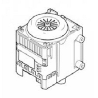 Блок управления с вентилятором Eberspacher M10 24V