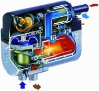Hydronic II B5SC 12V (бензин)