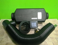 Воздушный отопитель 5 кВт 24V