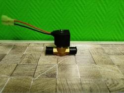 Электромагнитный клапан с катушкой